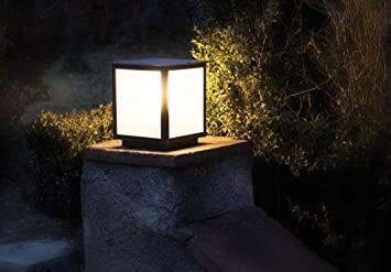 lampara sobremuros negra