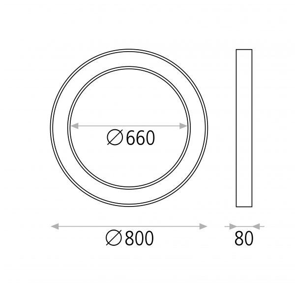 plafon-techo-aliso-led-80cm-acb