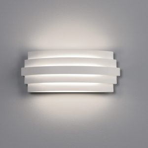 Luxur aplique de pared acb blanco