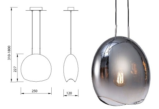 lens lampara