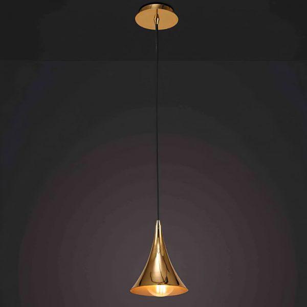 Jazz-lampara-colgante-techo-simple