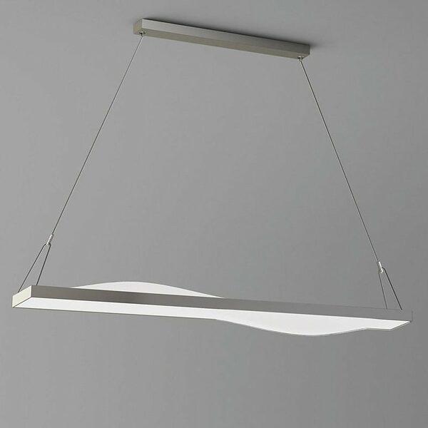 curve lampara colgante
