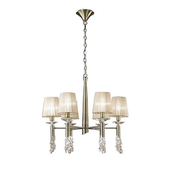 tiffany lampara