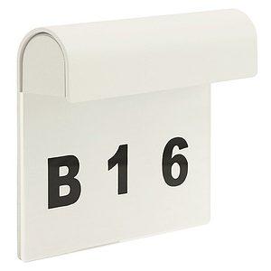 number aplique pared