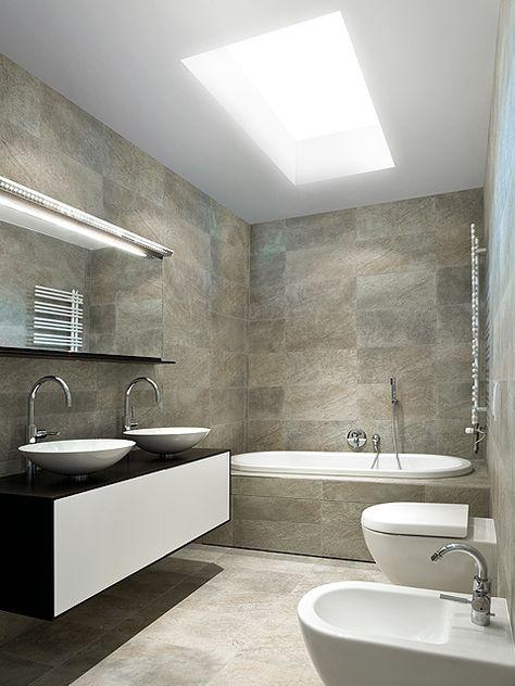 iluminación cuarto de baño