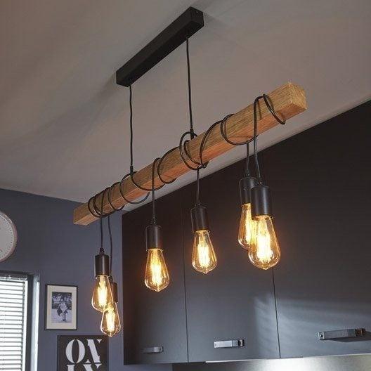 luminaria-vintage-colgante-en-madera-y-metal-para-6-lamparas