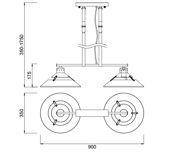 industrial lampara
