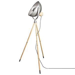 Buckler-lampara-de-piebyrydens-industrial-plata