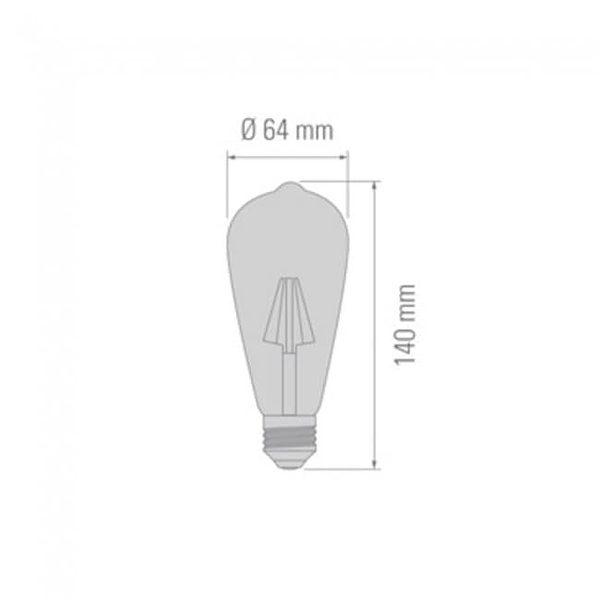 bombilla-led-decorativa-e27-8w-cristalrecord